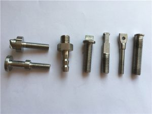 No.40-Titanium Gold CNC Machine Bolt Bolt