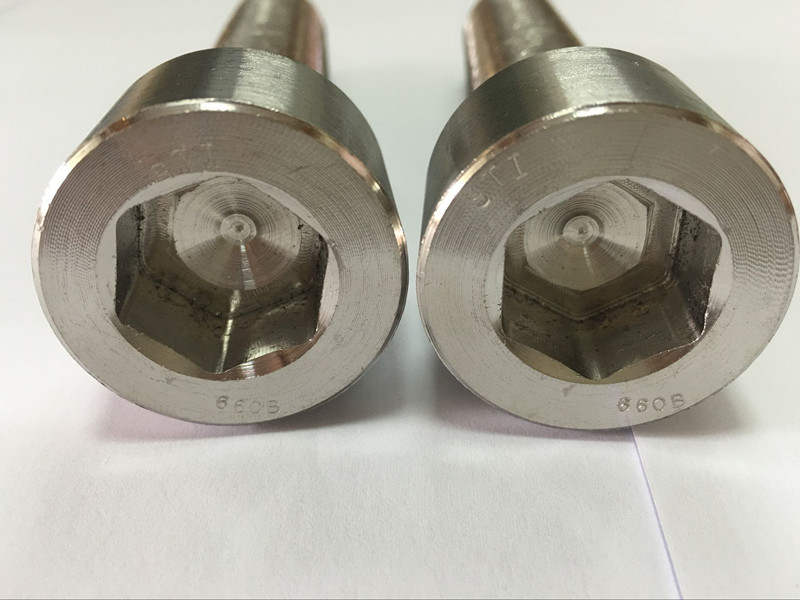 ผู้ผลิตรัด DIN 6912 ไทเทเนียมหกเหลี่ยมสายฟ้าหัวซ็อกเก็ต